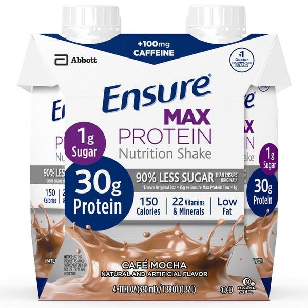 NEW Ensure Max Protein Shake product image