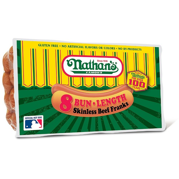 Nathan's Famous Hot Dogs product image