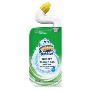 Scrubbing Bubbles Toilet Cleaner