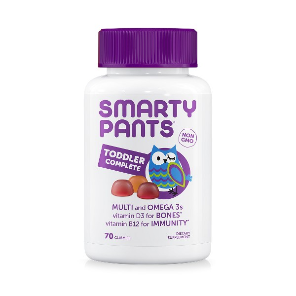SmartyPants Toddler Complete product image