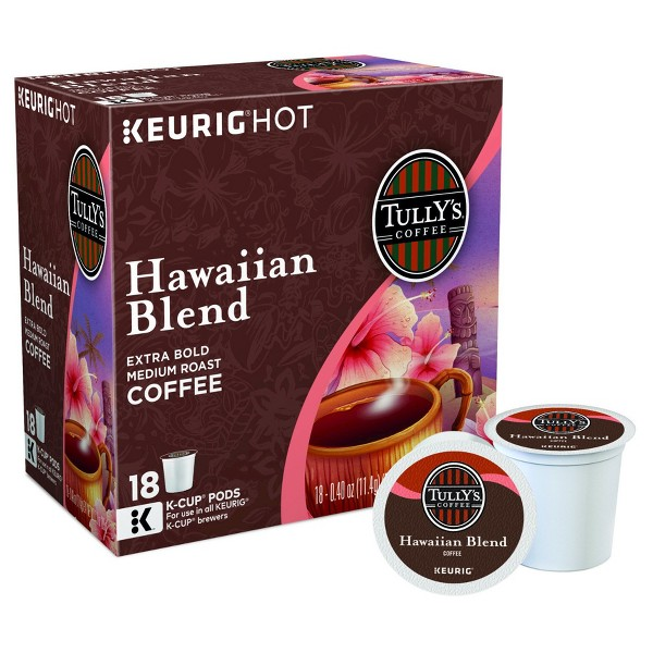 Tully's K-Cup Pods product image