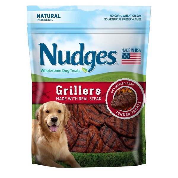 Nudges Natural Dog Treats product image