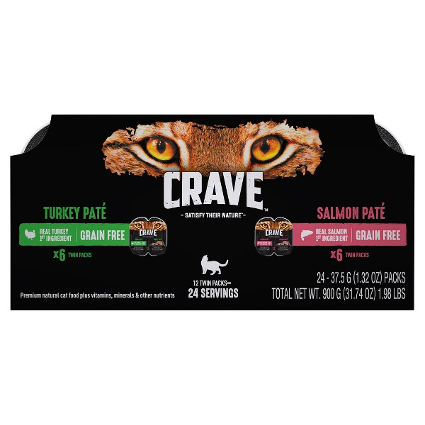 CRAVE Wet Cat Food Multipack product image