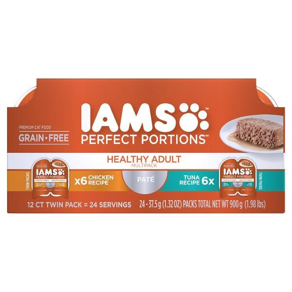 IAMS Wet Cat Multi-Pack Trays product image