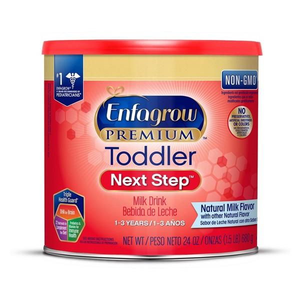 Enfagrow Toddler Formula product image