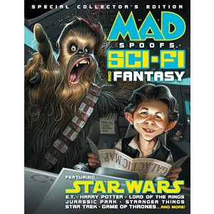 MAD Science Fiction