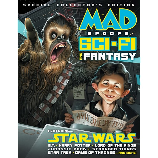 MAD Science Fiction product image