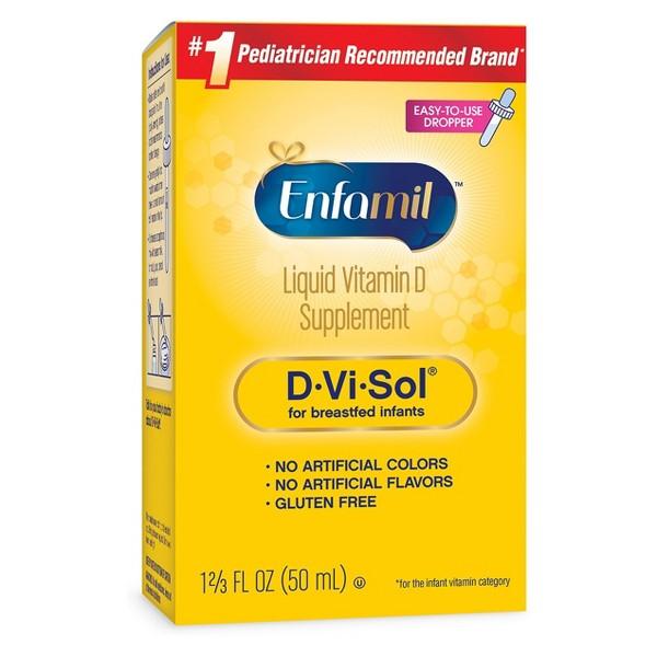 Enfamil Vitamins product image