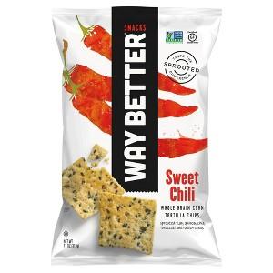 Way Better Snacks