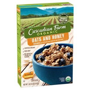 Cascadian Farm Cereal