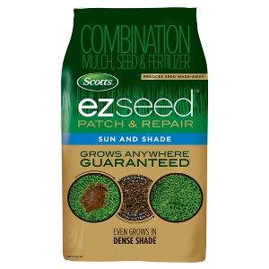 Scotts Fertilizer & Grass Seed