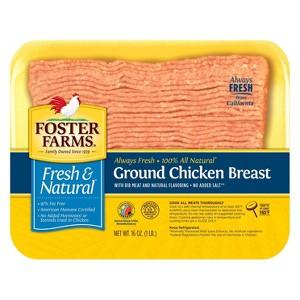 Foster Farms Ground Chicken