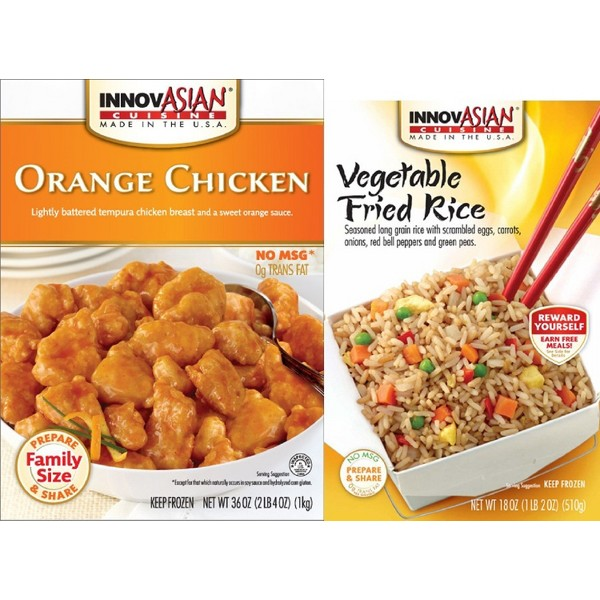 InnovAsian Family Size & Rice Side product image