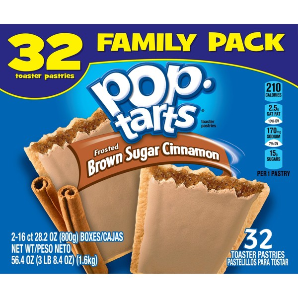 Pop-tarts Family Packs product image