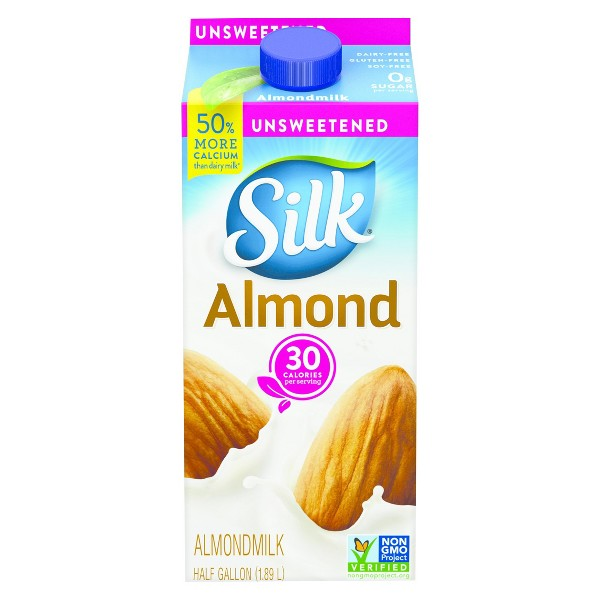 Silk Plant-Based Milk product image