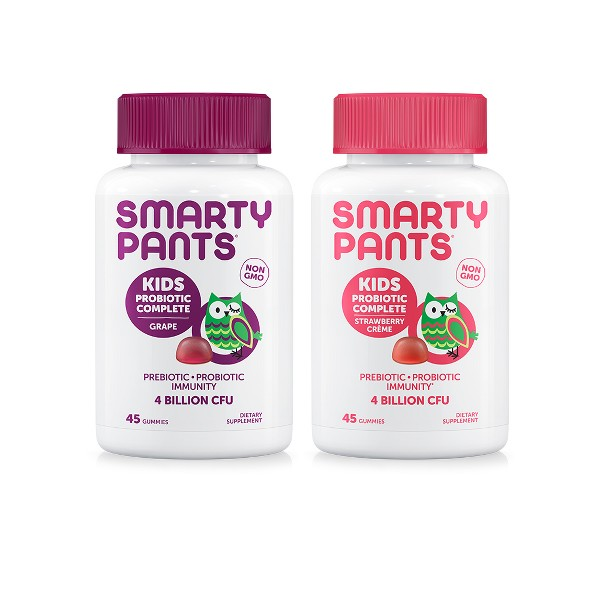 SmartyPants Kid Probiotic Complete product image