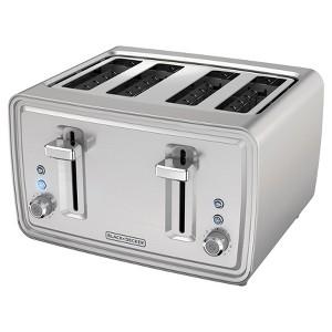 Black+Decker 4 Slice Toaster