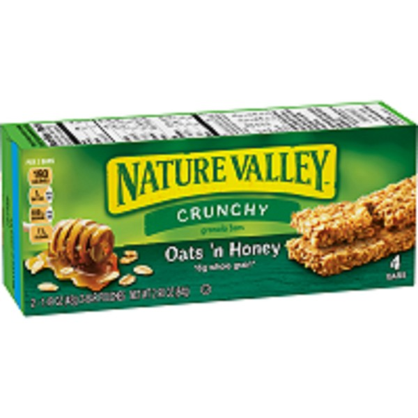 Nature Valley Oats & Honey product image