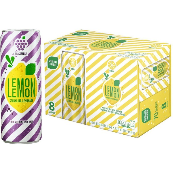 Lemon Lemon Sparkling Lemonade product image