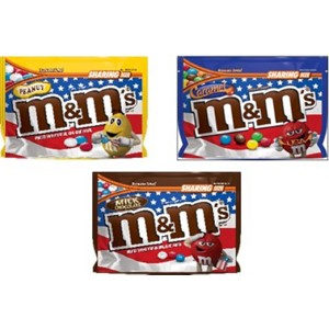 M&M'S Red, White, & Blue