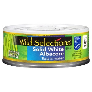 Wild Selections Solid White