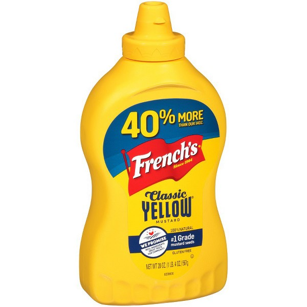 French's Yellow Mustard product image