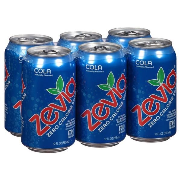 Zevia Zero Calorie Soda product image