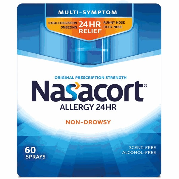 Nasacort Allergy 24HR product image