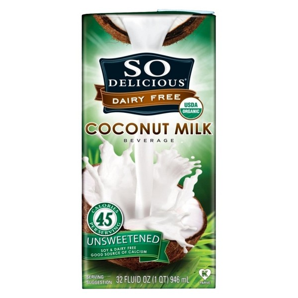 So Delicious Shelf Stable Milk product image