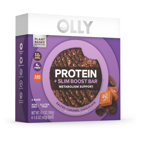 Olly Nutrition Bars product image