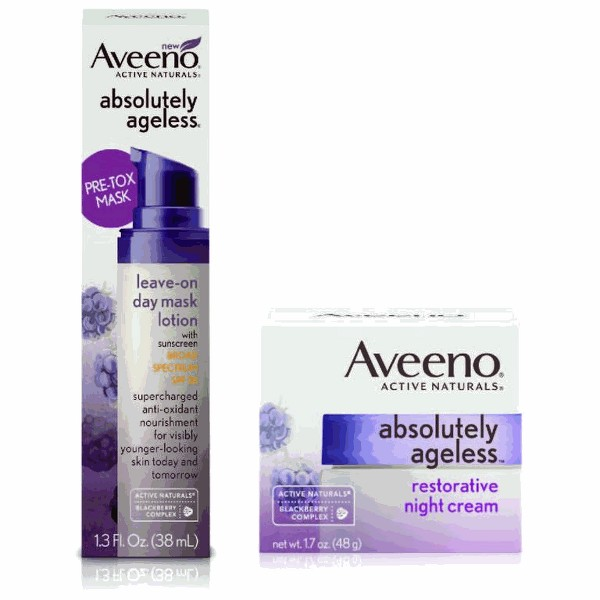 Aveeno Facial Moisturizers product image