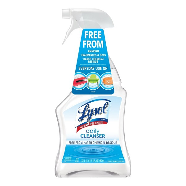 Lysol Daily Cleanser product image