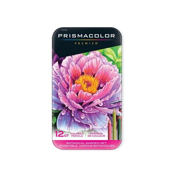 Prismacolor Botanical Pencils product image