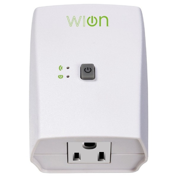 WiOn Indoor Outlet Switch product image