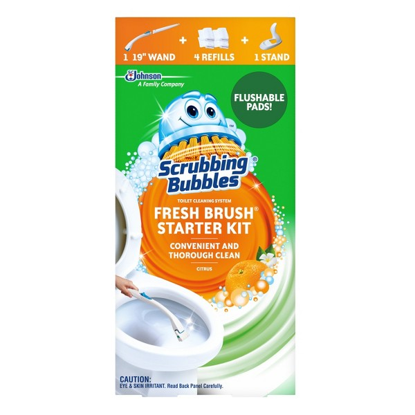 Scrubbing Bubbles Fresh Brush product image