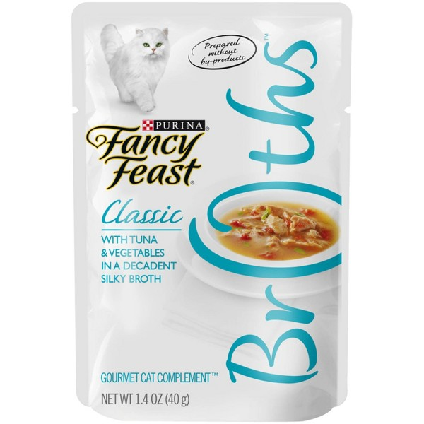Fancy Feast Broths product image