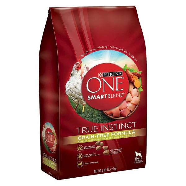 Purina ONE Dry Dog Food product image