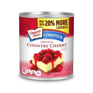 Comstock Fruit Pie Filling