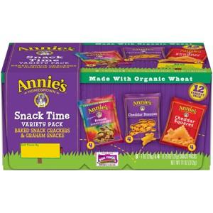 Annie's Cracker & Cookie Boxes