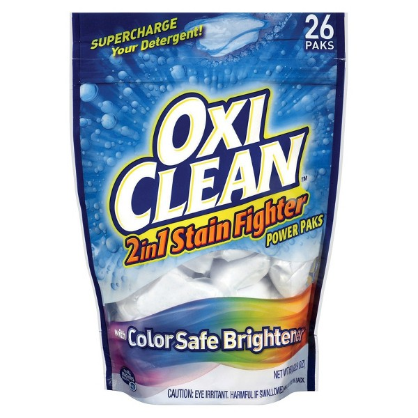 OxiClean 2 in 1 Stain Fighter Paks product image