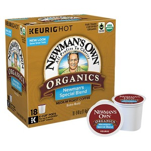 Newman's Own K-Cup Pods
