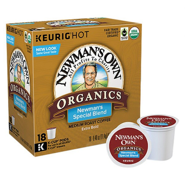 Newman's Own K-Cup Pods product image