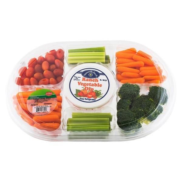 Fresh Vegetable Trays product image