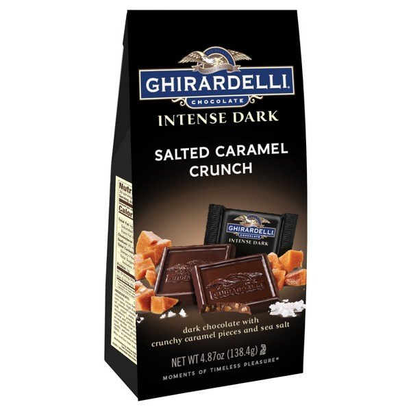 Ghirardelli Caramel Crunch Squares product image