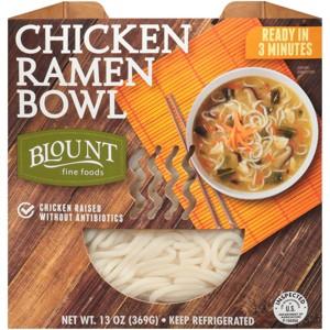 Blount Asian-Inspired Bowls