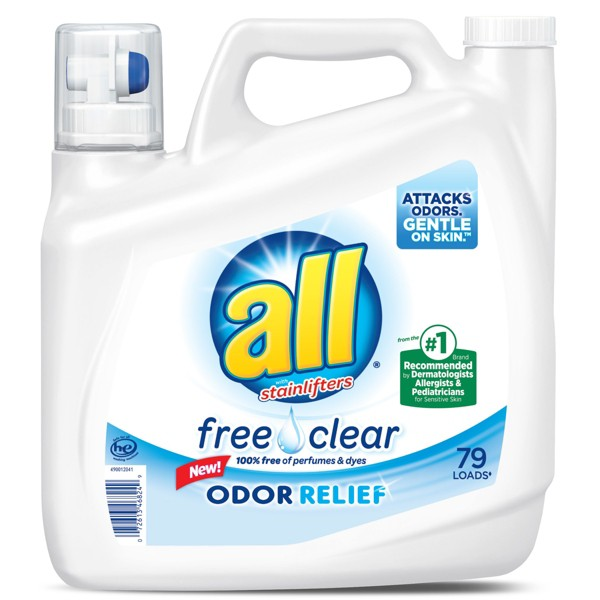 NEW all Odor Relief product image