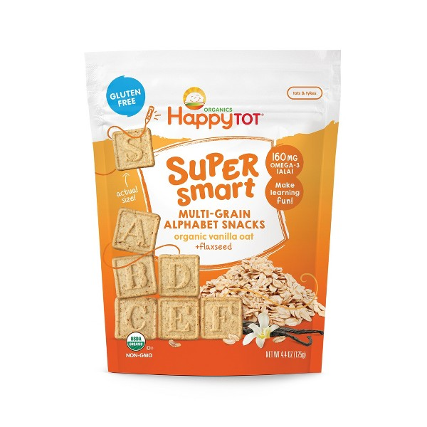 Super Smart Alphabet Snacks product image
