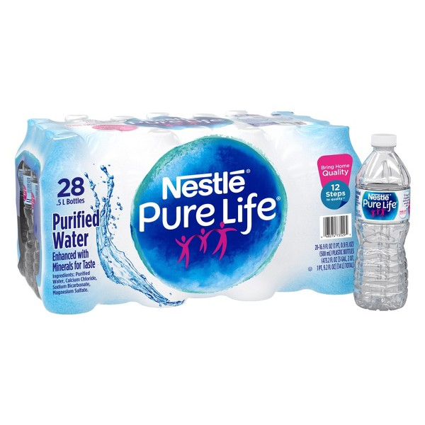 Nestlé Pure Life Purified Water product image