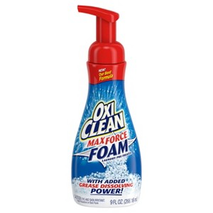 OxiClean Max Force Foam