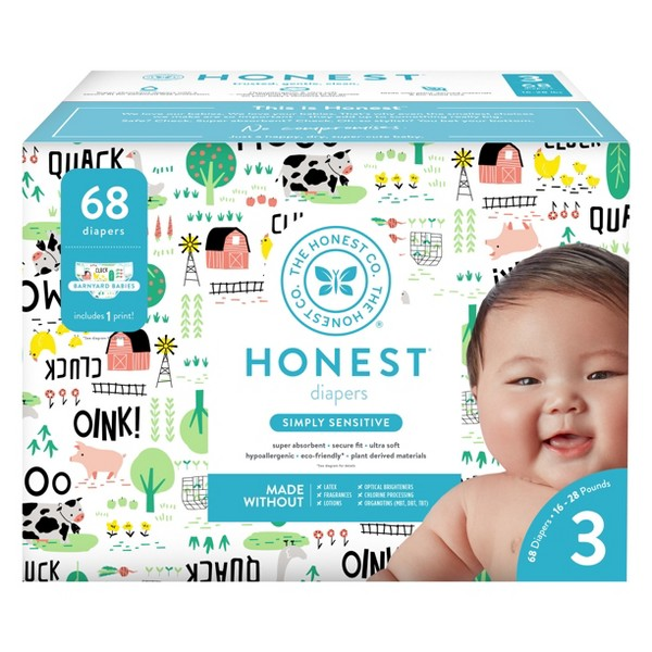 The Honest Company Diapers product image